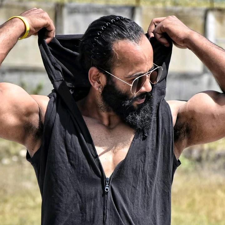 beard beast sid