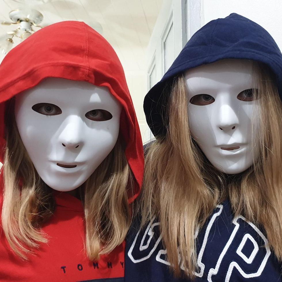 Masked Dancers 👯♀️