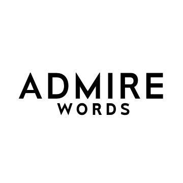 admirewords