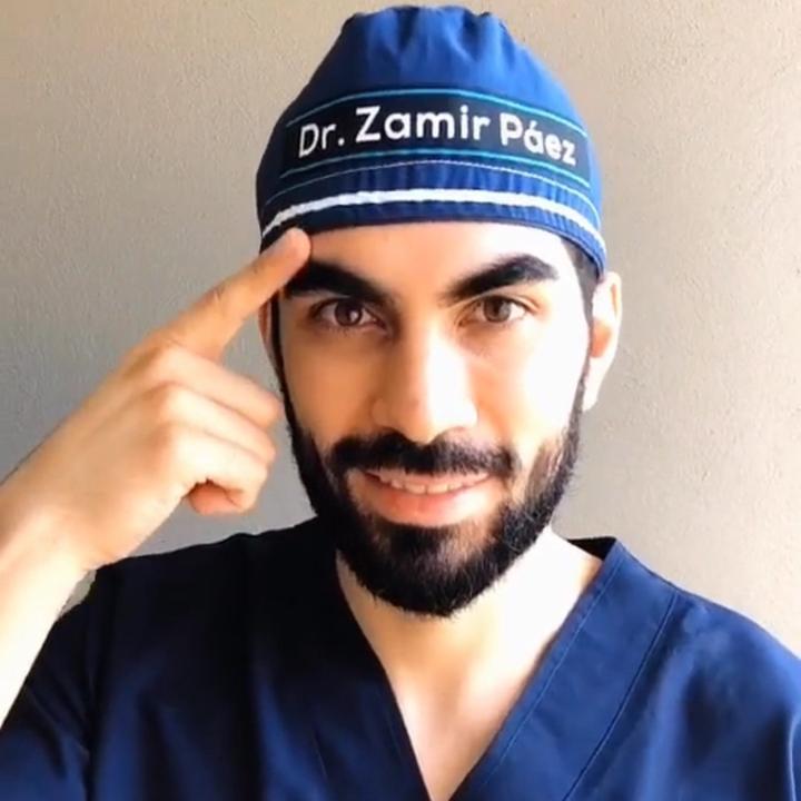 Dr Zamir Paez