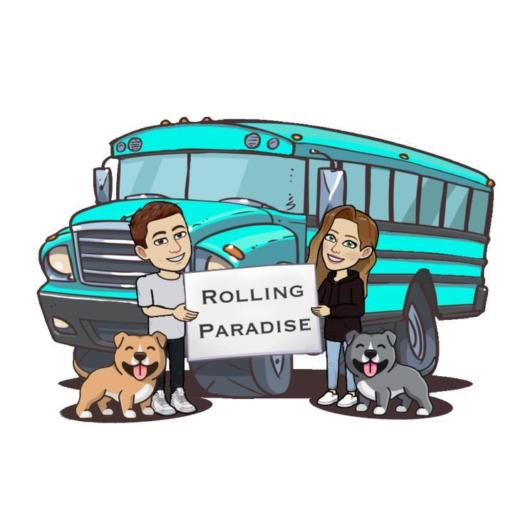 Rolling Paradise Bus TikTok